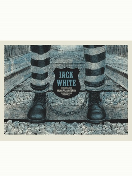 JACK WHITE-CHAIN GANG