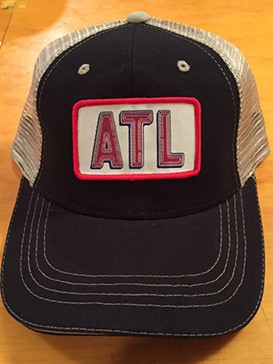 SALE! ATL Hat-Black