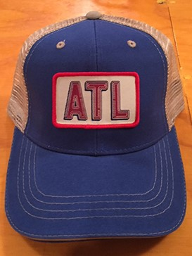SALE! ATL Hat Blue