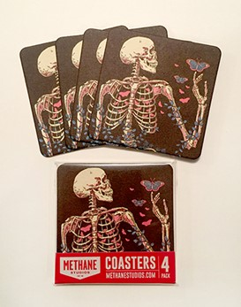 Skeleton Coaster