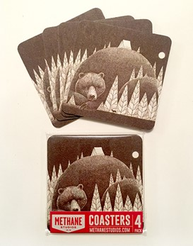 Sleeping Bear Coaster