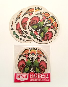 Roosters Coaster