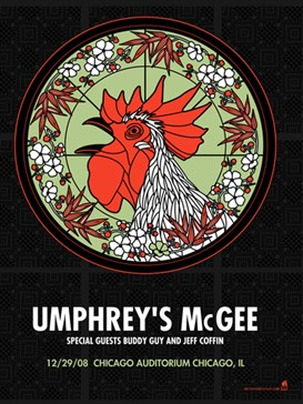 Umphreys McGee Rooster