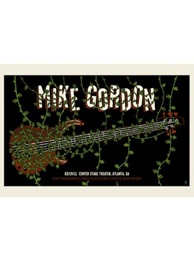 Mike Gordon Bass