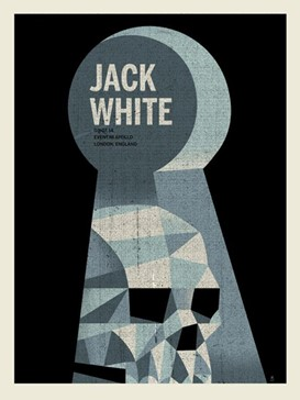 Jack White Key Hole