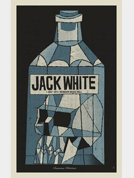 Jack White Bottle