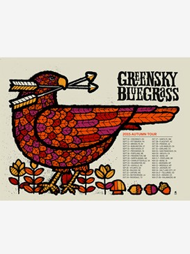 Greensky Blue Grass Tour