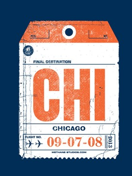 Chicago Tag