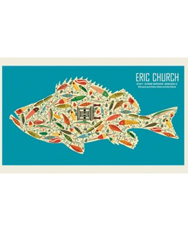 ERIC CHURCH -FISH