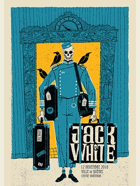 JACK WHITE HELL HOP