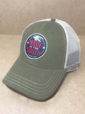 MADE SOUTH HAT OLIVE